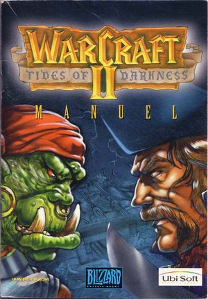 Warcraft II: Tides of Darkness manual - Wowpedia - Your wiki