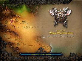 Where Wyverns Dare (WC3 Orc)