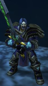 Image of Ebon Blade Commander