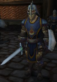 Image of Gilneas City Guard