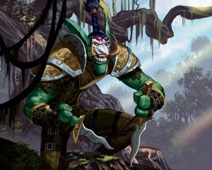 Rogue Races Wowpedia Your Wiki Guide To The World Of Warcraft