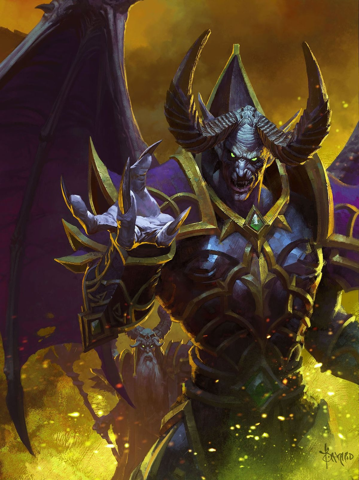 Malganis Wowpedia Your Wiki Guide To The World Of Warcraft