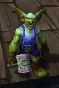 Image of Goblin Sailor