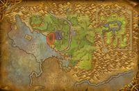 Digsite map