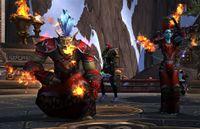 Image of Zandalari Fire-Dancer