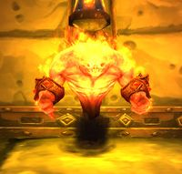 Image of Blazing Fireguard