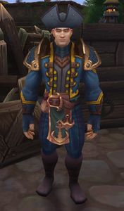 Image of Commander Kellam