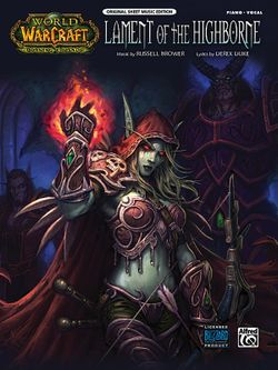Lament of the Highborne (Sheet Music).jpg