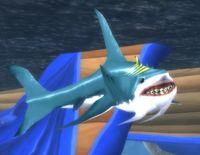 Image of North Sea Blue Shark