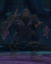Image of Laughing Skull Rogue