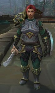 Image of Proudmoore Officer