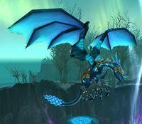 Image of Azure Drake