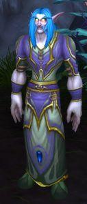 Image of Myshal Ravendancer