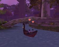 Image of Darnassus Love Boat