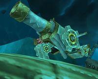 Image of Kor'kron Suppression Turret