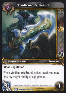 Vindicator's Brand TCG Card.jpg