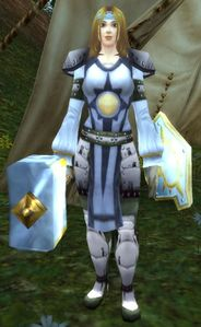 Image of Argent Officer Pureheart