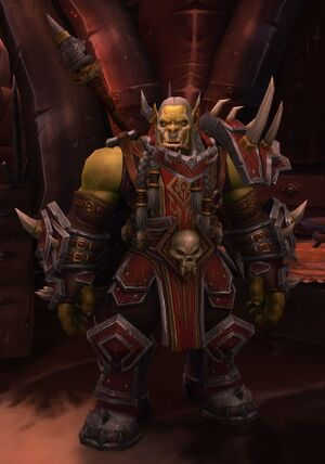 Varok Saurfang - Wowpedia - Your wiki guide to the World of