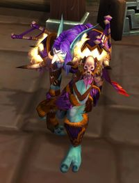 Image of Shadow Hunter Ju'loa