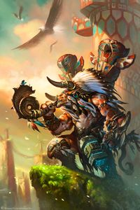 Tauren - Wowpedia - Your wiki guide to the World of Warcraft
