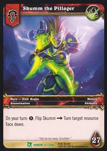 Skumm the Pillager TCG Card.jpg