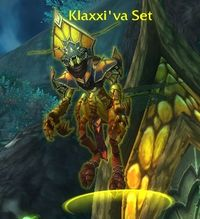 Image of Klaxxi'va Set
