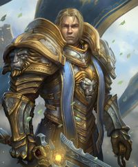 Anduin Wrynn Wowpedia Your Wiki Guide To The World Of Warcraft