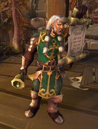 Image of Kul Tiran Executioner