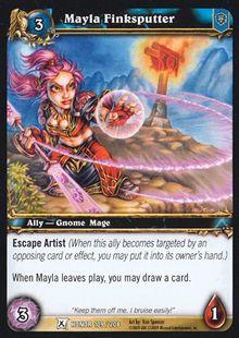 Mayla Finksputter TCG Card.jpg