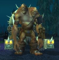 Image of Subdued Forest Ettin