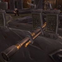 Image of Horde Gunship Cannon