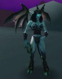 Image of Nether Sorceress