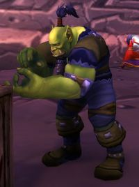 Image of Orgrimmar Peon