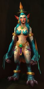 Image of Wormtalon Huntress