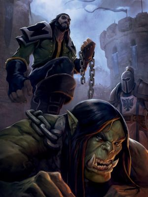 Thrall Wowpedia Your Wiki Guide To The World Of Warcraft