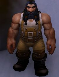 Image of Dwarven Scout