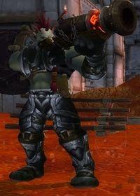 Image of Mokrik Blackfingers