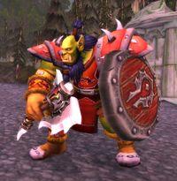 Image of Orgrimmar Raider