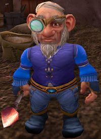 Image of Arcanist Nozzlespring