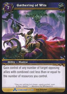 Gathering of Wits TCG Card.jpg