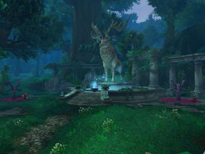 Malornes Refuge Wowpedia Your Wiki Guide To The World Of Warcraft