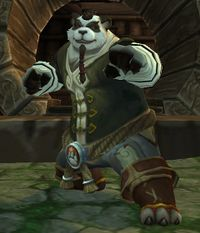 Image of Shao the Defiant