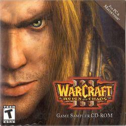 Warcraft III Game Sampler cover.jpg