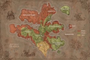 Draenor - Wowpedia - Your wiki guide to the World of Warcraft on duskwood map, wow kalimdor map, frostfire ridge map, world of warcraft world map, wow zeppelin map, ghostlands map, dalaran map, khaz modan map, silver moon city world map, tanaan jungle map, warcraft zone map,