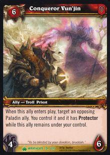 Conqueror Vun'jin TCG Card.jpg