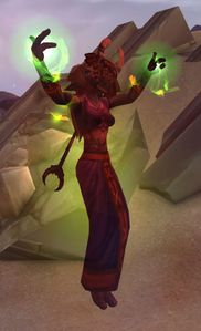 Image of Vision of Witchdoctor Zuwei