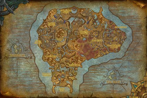 Nazjatar map