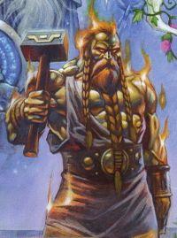 Image of Khaz'Goroth Rzeźbiarz