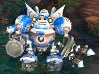 Image of Shieldwall Mecha-Pounder