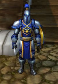 Image of Stormwind Harbor Guard